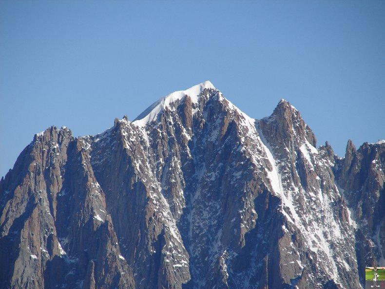 Pour la beauté des lieux et la richesse des images - Le toit des Alpes 0099