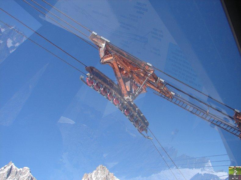 Pour la beauté des lieux et la richesse des images - Le toit des Alpes 0130