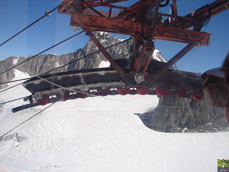 Pour la beauté des lieux et la richesse des images - Le toit des Alpes 0131