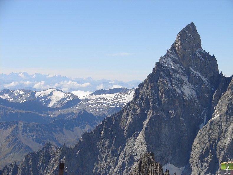 Pour la beauté des lieux et la richesse des images - Le toit des Alpes 0141