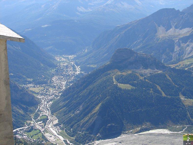 Pour la beauté des lieux et la richesse des images - Le toit des Alpes 0161