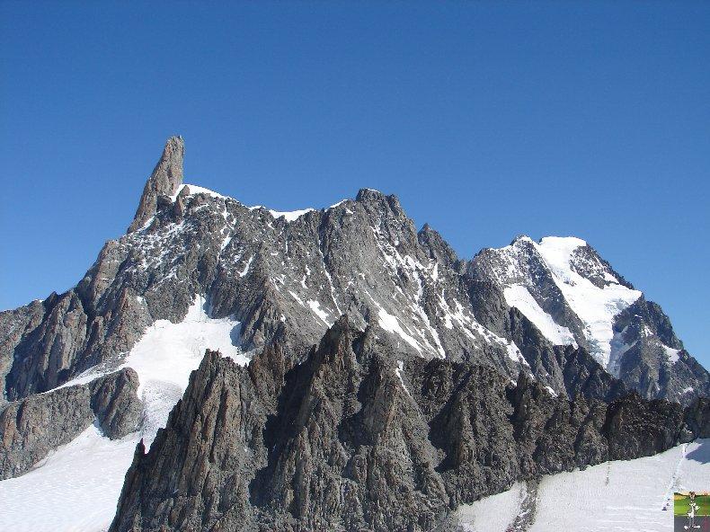 Pour la beauté des lieux et la richesse des images - Le toit des Alpes 0166