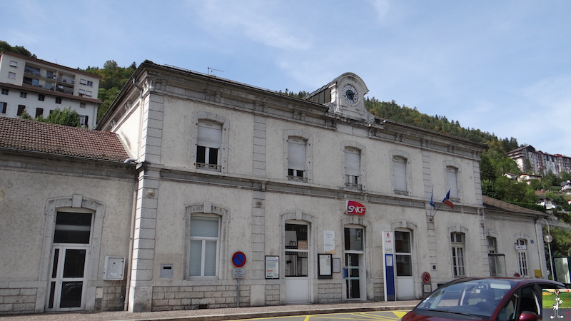 [39 - FR] 2016-09-03 : X4039 Picasso dans le Haut-Jura - St-Claude et Morez 0003
