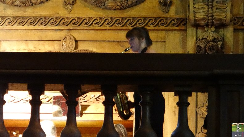 Tuyaux et Saxo - Cathédrale St-Claude (39) - 11 juillet 2013 001