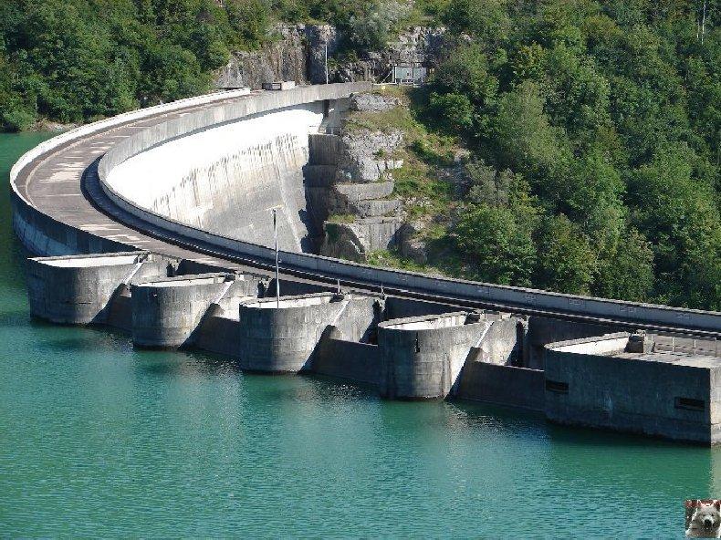 Le barrage et le lac de Vouglans (39) - 27/07 - 12/08/2007 0003
