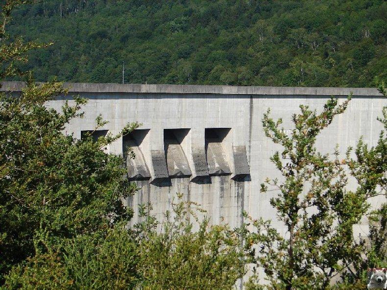 Le barrage et le lac de Vouglans (39) - 27/07 - 12/08/2007 0008