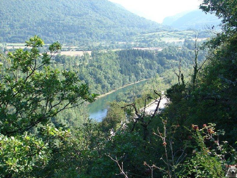 Le barrage et le lac de Vouglans (39) - 27/07 - 12/08/2007 0009