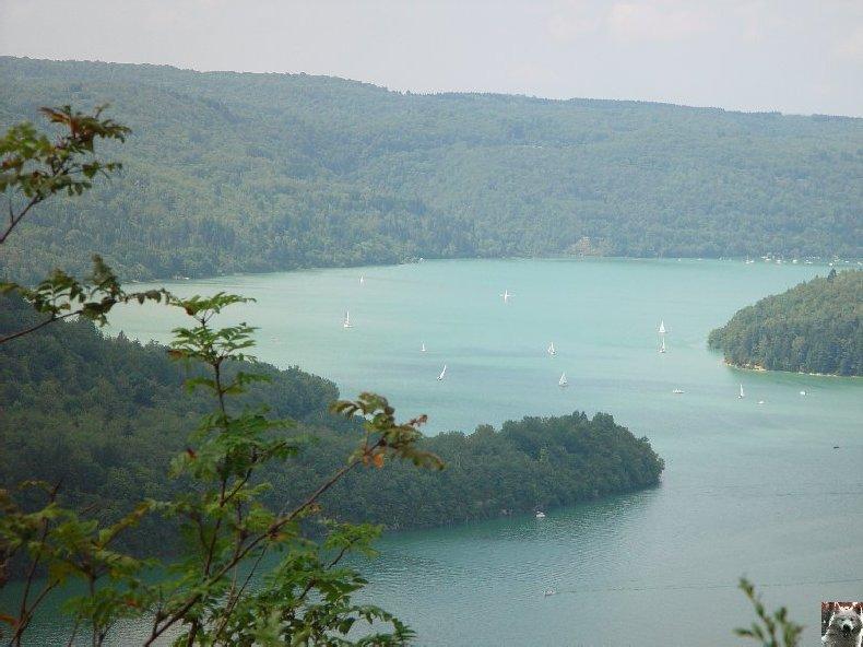 Le barrage et le lac de Vouglans (39) - 27/07 - 12/08/2007 0015