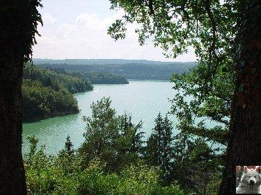 Le barrage et le lac de Vouglans (39) - 27/07 - 12/08/2007 0023