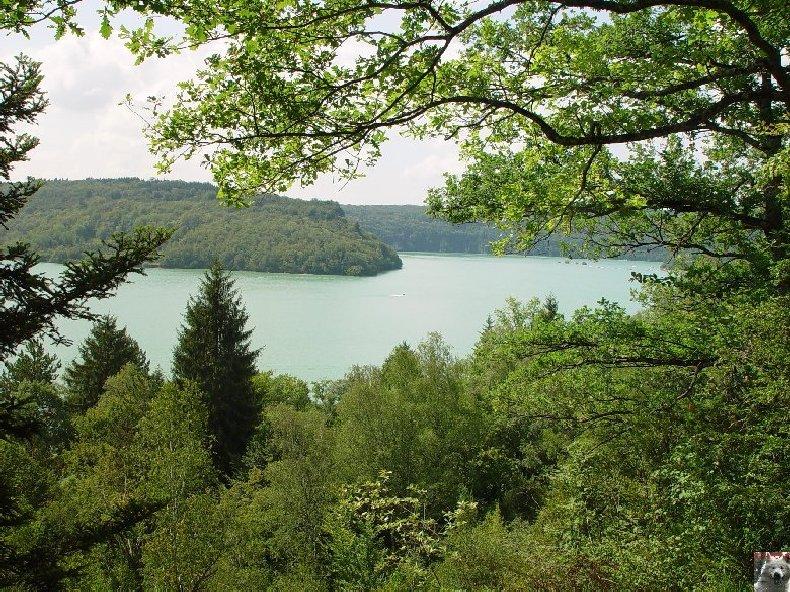 Le barrage et le lac de Vouglans (39) - 27/07 - 12/08/2007 0025