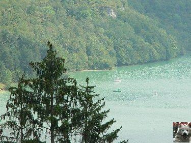 Le barrage et le lac de Vouglans (39) - 27/07 - 12/08/2007 0027