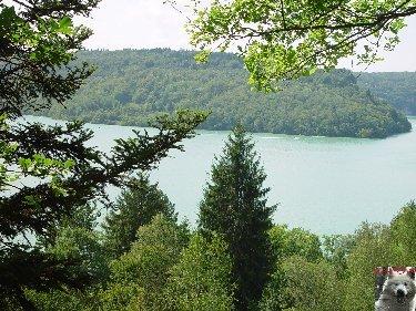 Le barrage et le lac de Vouglans (39) - 27/07 - 12/08/2007 0029