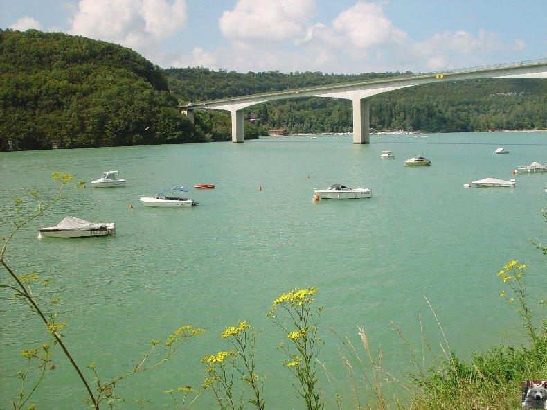 Le barrage et le lac de Vouglans (39) - 27/07 - 12/08/2007 0032