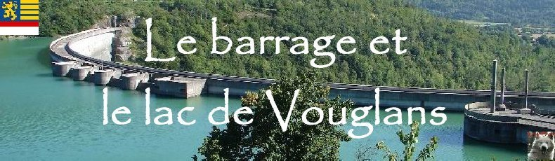 Le barrage et le lac de Vouglans (39) - 27/07 - 12/08/2007 Logo