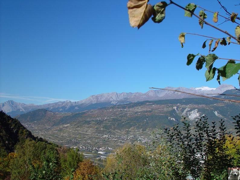Le Val d'Annivier - Suisse - VS - 15 octobre 2005   0001