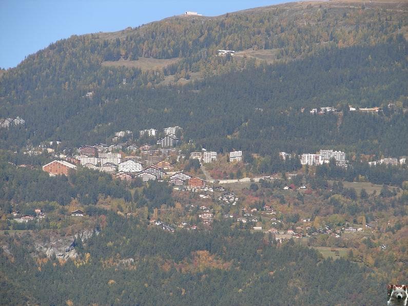 Le Val d'Annivier - Suisse - VS - 15 octobre 2005   0003