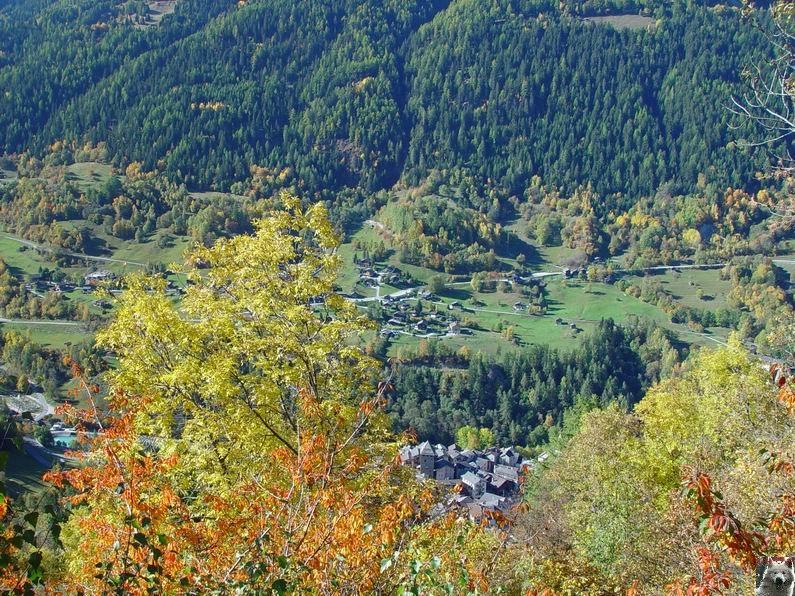 Le Val d'Annivier - Suisse - VS - 15 octobre 2005   0015
