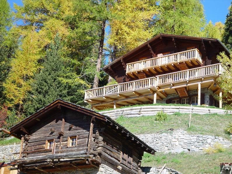 Le Val d'Annivier - Suisse - VS - 15 octobre 2005   0019