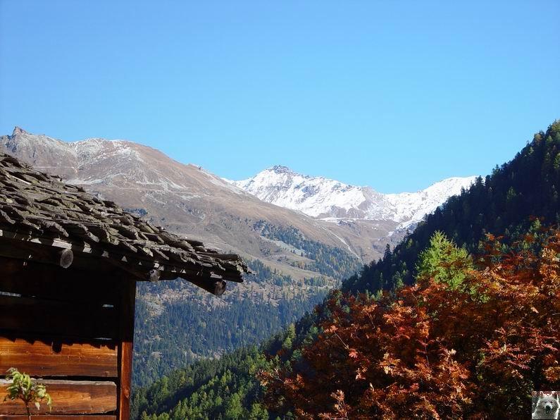 Le Val d'Annivier - Suisse - VS - 15 octobre 2005   0028