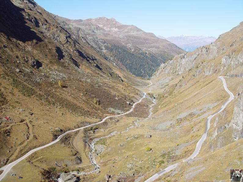 Le Val d'Annivier - Suisse - VS - 15 octobre 2005   0030