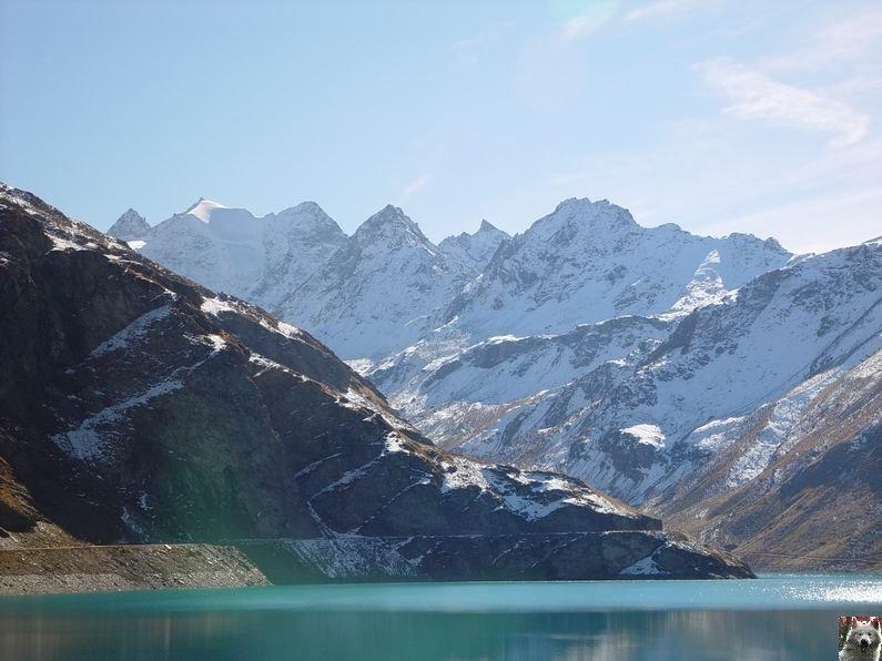 Le Val d'Annivier - Suisse - VS - 15 octobre 2005   0032