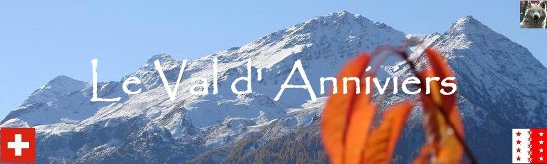Le Val d'Annivier - Suisse - VS - 15 octobre 2005   Logo