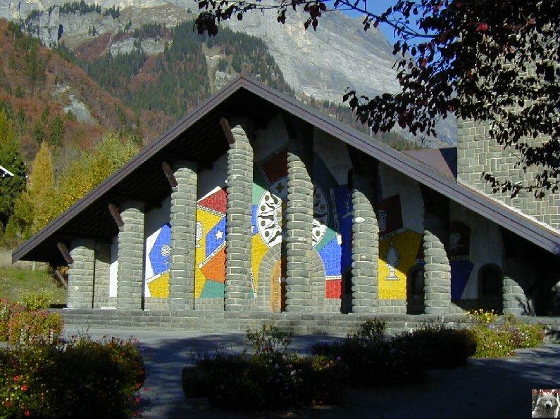 Notre Dame de Toute Grace - Le Plateau d'Assy (74) 0002