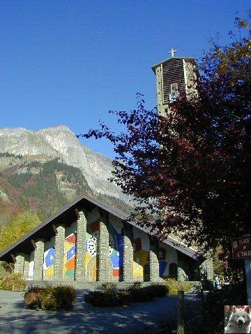 Notre Dame de Toute Grace - Le Plateau d'Assy (74) 0003