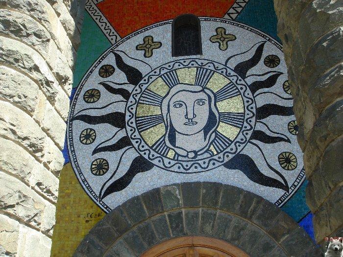 Notre Dame de Toute Grace - Le Plateau d'Assy (74) 0006a