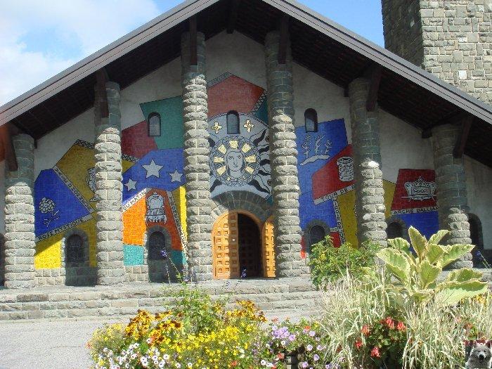 Notre Dame de Toute Grace - Le Plateau d'Assy (74) 0006a1
