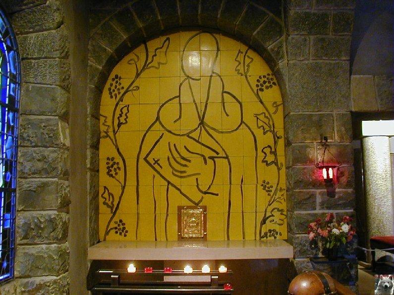 Notre Dame de Toute Grace - Le Plateau d'Assy (74) 0014