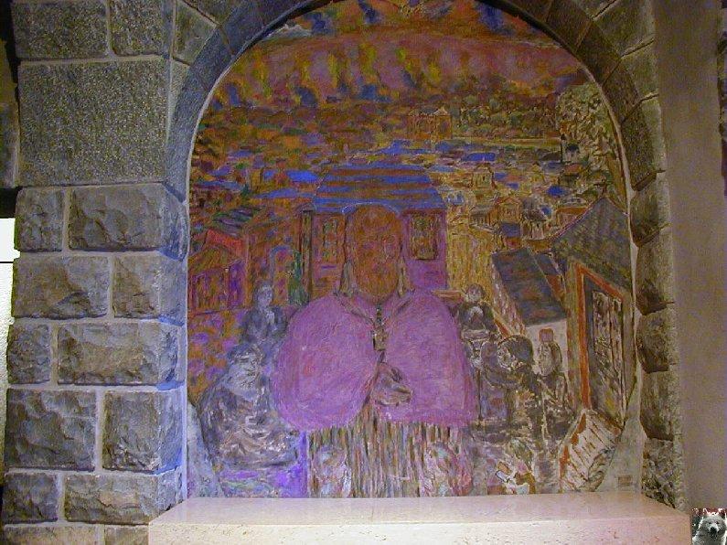 Notre Dame de Toute Grace - Le Plateau d'Assy (74) 0015