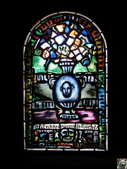 Notre Dame de Toute Grace - Le Plateau d'Assy (74) 0018