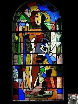 Notre Dame de Toute Grace - Le Plateau d'Assy (74) 0019