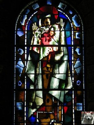 Notre Dame de Toute Grace - Le Plateau d'Assy (74) 0020