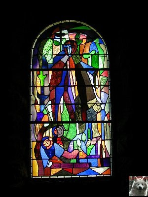 Notre Dame de Toute Grace - Le Plateau d'Assy (74) 0021