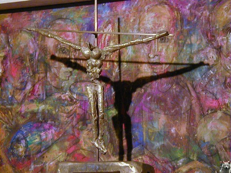 Notre Dame de Toute Grace - Le Plateau d'Assy (74) 0024