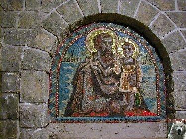 Notre Dame de Toute Grace - Le Plateau d'Assy (74) 0026