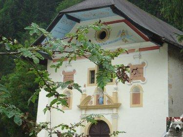 Eglises et chapelles baroques au pays du Mont Blanc 0008