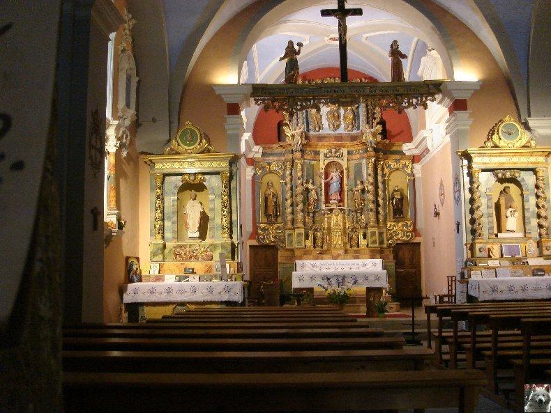 Eglises et chapelles baroques au pays du Mont Blanc 0012