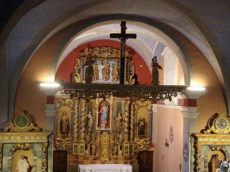 Eglises et chapelles baroques au pays du Mont Blanc 0017