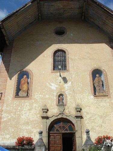 Eglises et chapelles baroques au pays du Mont Blanc 0027