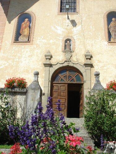 Eglises et chapelles baroques au pays du Mont Blanc 0028