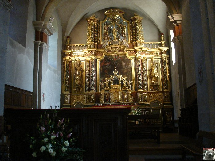 Eglises et chapelles baroques au pays du Mont Blanc 0041