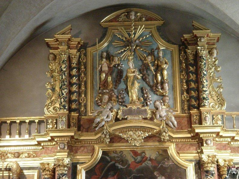 Eglises et chapelles baroques au pays du Mont Blanc 0044
