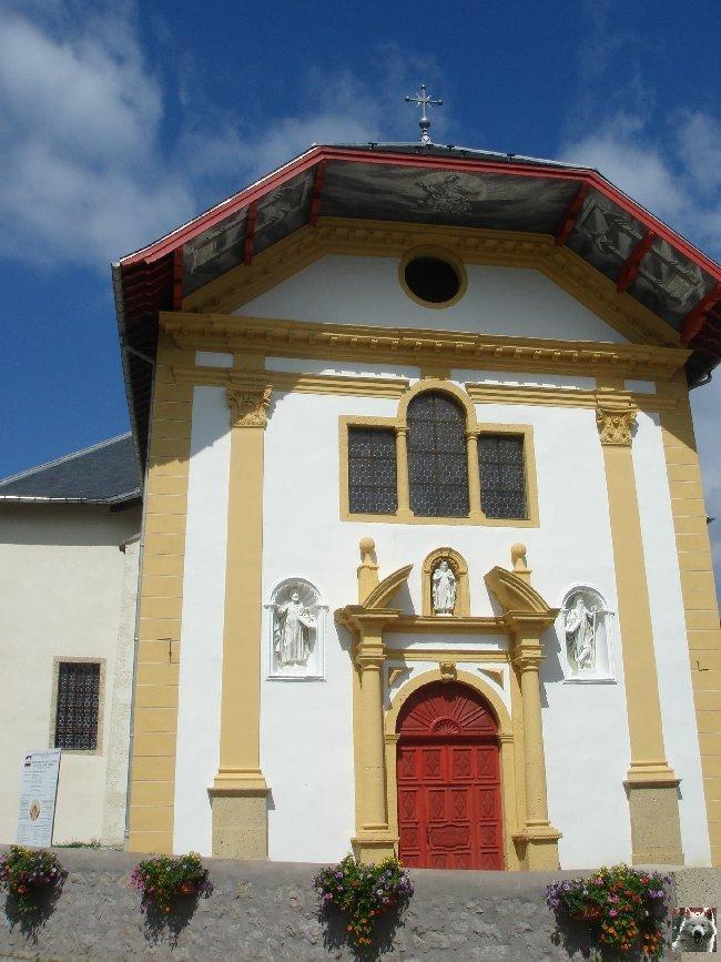 Eglises et chapelles baroques au pays du Mont Blanc 0053