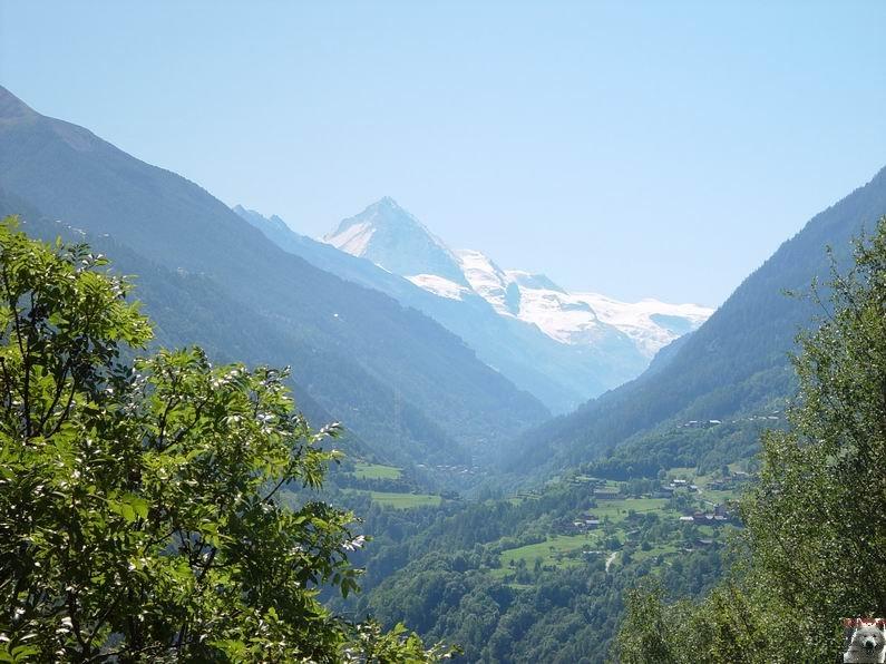 Le Val d'Hérens - Suisse - VS - 09 août 2005  0001