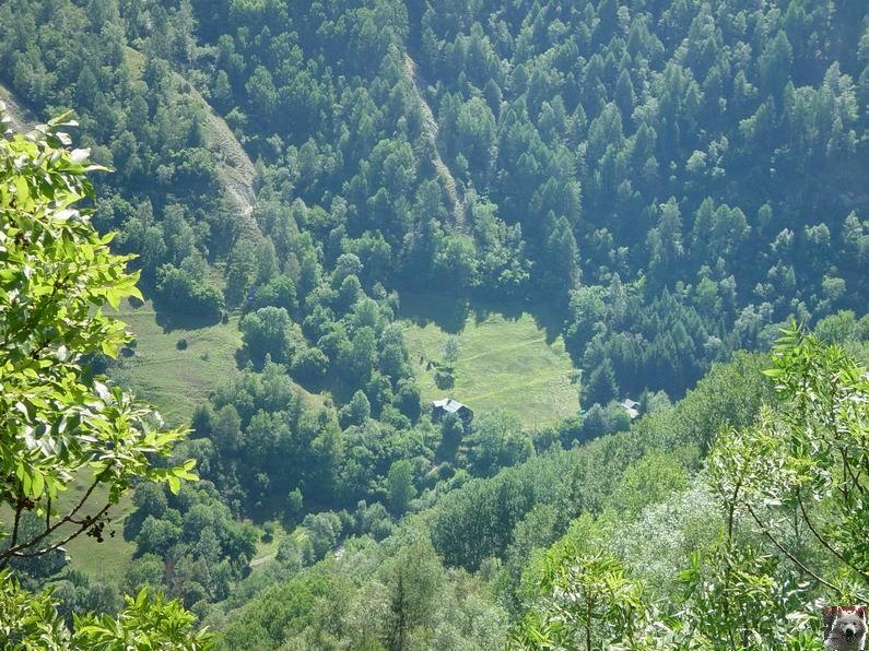 Le Val d'Hérens - Suisse - VS - 09 août 2005  0002
