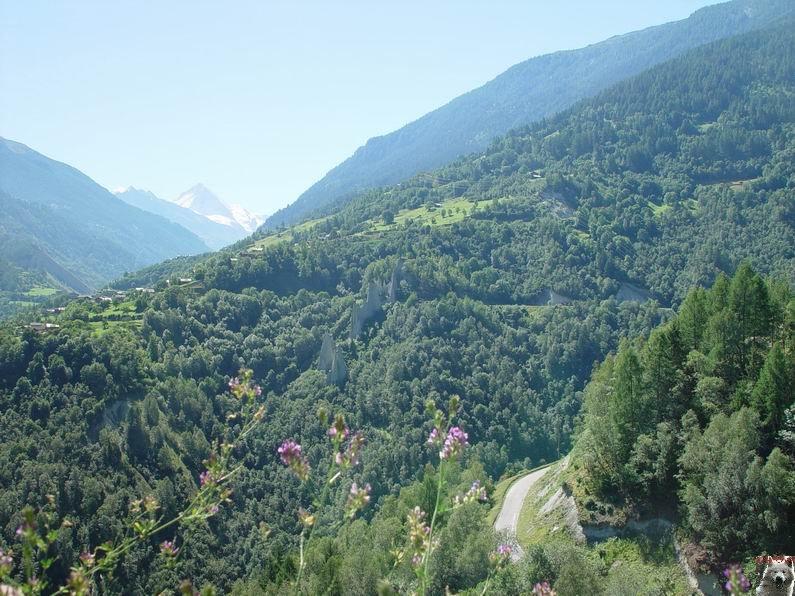 Le Val d'Hérens - Suisse - VS - 09 août 2005  0003