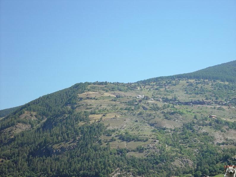 Le Val d'Hérens - Suisse - VS - 09 août 2005  0004